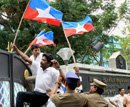 Lankan pilgrims' vans attacked