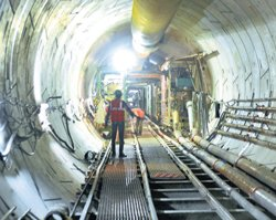 Metro makes steady inroads