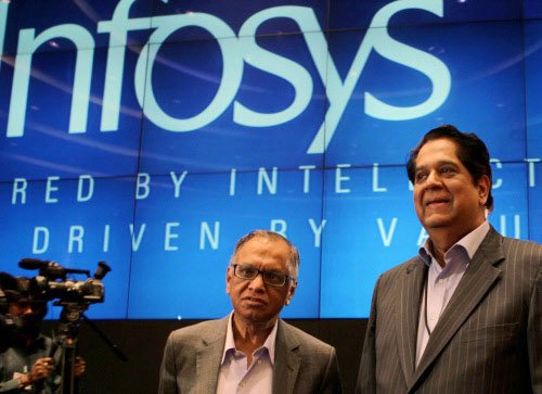 Murthy to give strategic direction to Infosys: Kamath
