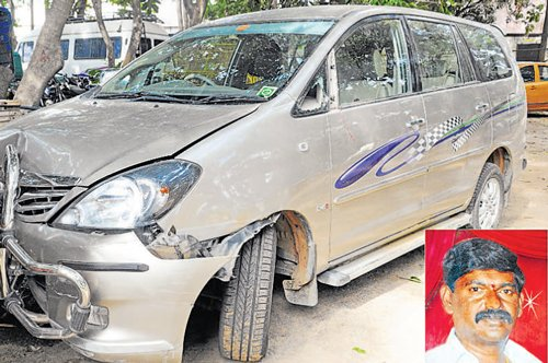 Wife detained for city realtor's murder