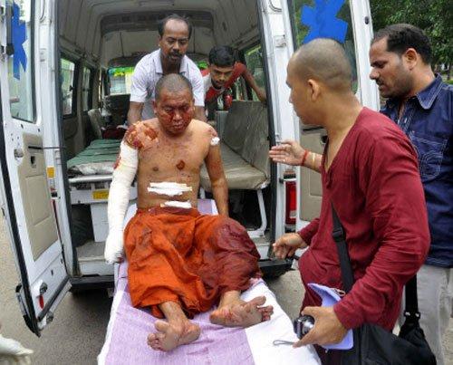 Will study CCTV inputs on Bodh Gaya blasts: Nitish