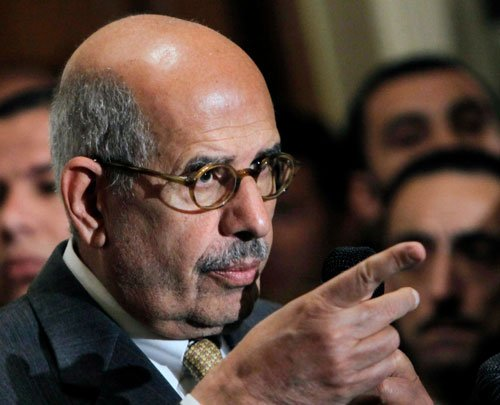 'ElBaradei not confirmed as Egypt PM'