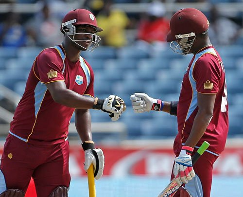 Simmons is Bravo's replacement, Pollard to lead West Indies