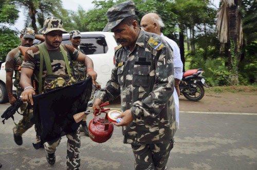 NIA team arrives in Bodh Gaya to probe serial blasts