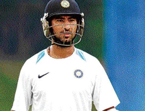 Pujara has a point to prove