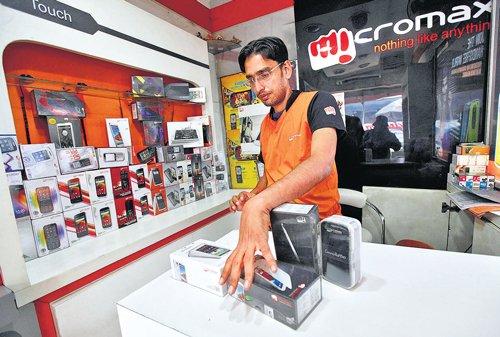 Micromax takes on Samsung and Nokia