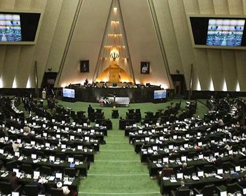 Iran parliament mulls changing country's capital