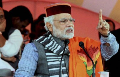 Modi to contest LS election from one seat in Gujarat: BJP