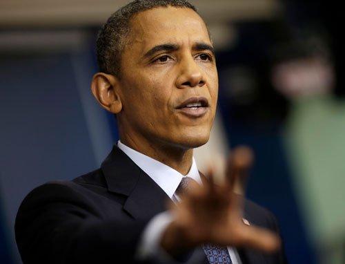 US not to recognize Crimean referendum: Obama