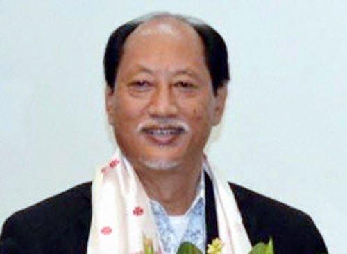 Neiphiu Rio, Nagaland Chief Minister