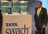 Tata launches 'Swach' water filters