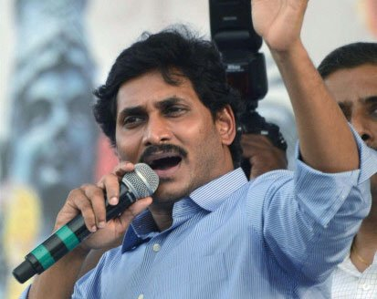 Jagan, Naidu file papers for AP Assembly poll