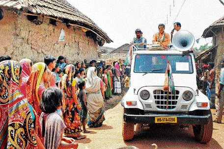 Going gets tough for 'First Son' in Jangipur