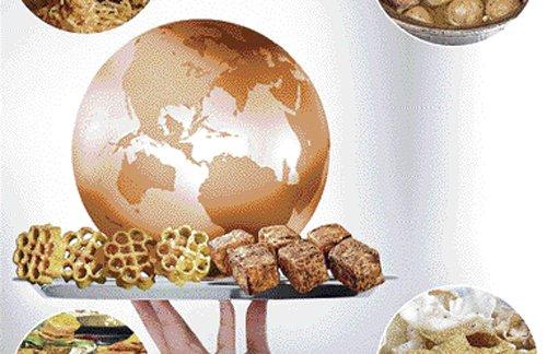 World on your platter