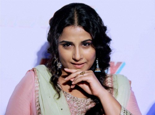 I thought I was to play Kitty to Karamchand: Vidya