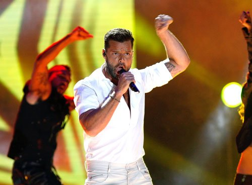 Being a single father is not tough: Ricky Martin