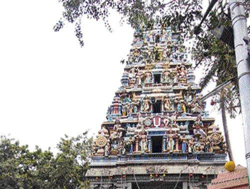 Gali Anjaneya temple gets sewage-control gates