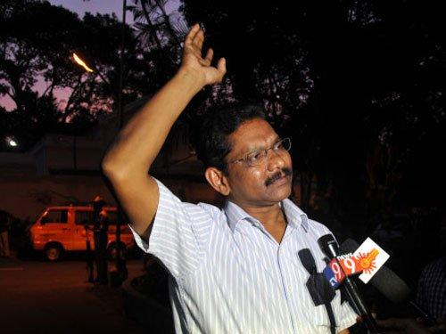 ADGP withdraws resignation, seeks Bangalore posting