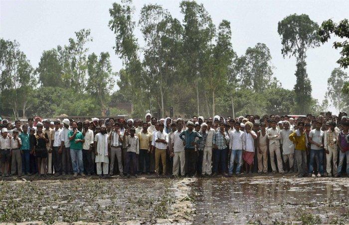 SIT constituted to probe Badaun gangrape, murder case