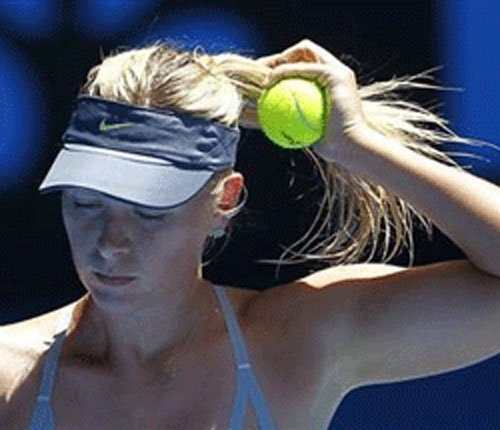 Sharapova starts firm favourite
