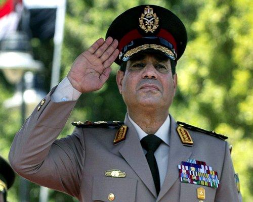 Egyptian strongman Sisi sworn-in as President