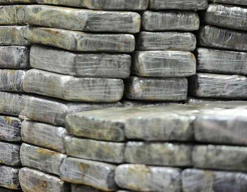 Heroin found woven into Pak-made rugs at Manchester Airport