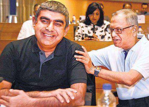 Vishal Sikka named Infy CEO