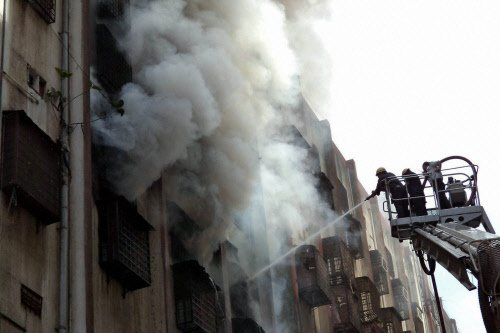 5 killed, 20 injured in blaze following gas leakage