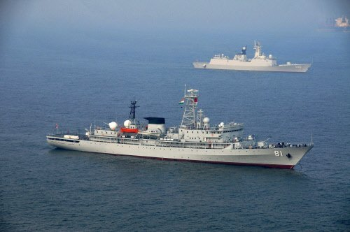 Indian Navy deploys warship in Persian Gulf