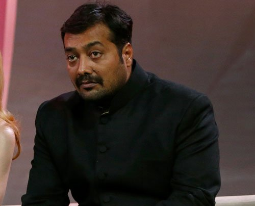 There's an honesty in dark themes: Filmmaker Anurag Kashyap