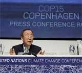 Copenhagen Accord is now 'operational', says UN chief