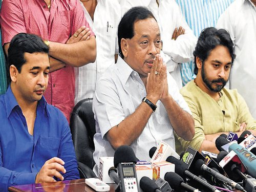 Rane withdraws resignation, will work for party