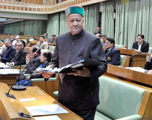 Prima facie case appears to be made out against Virbhadra: Centre to HC