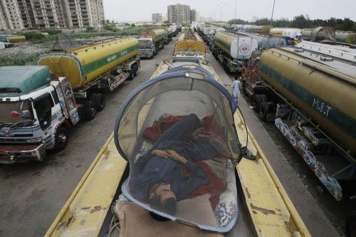 Pakistan resumes crude oil export after a decade