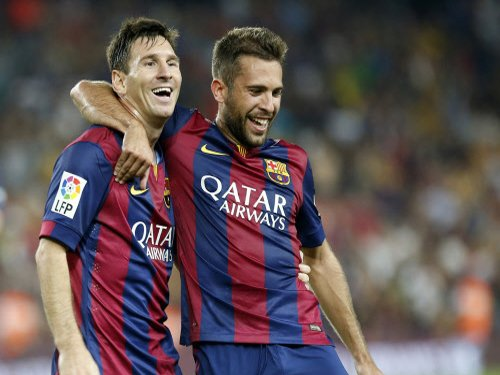 Messi fires Barca to opening win