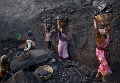Tracing the history of coalgate