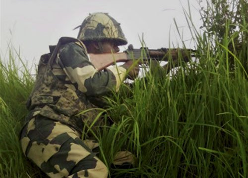 Guns fall silent along IB in Jammu after fortnight-long firing