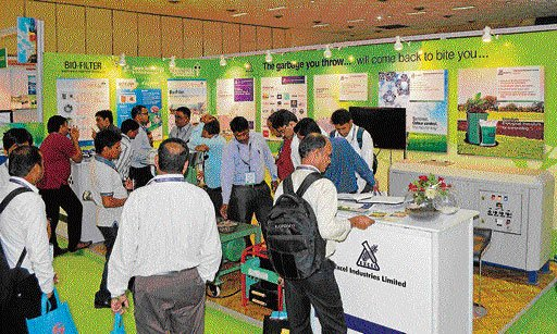 Technology to boost green cause