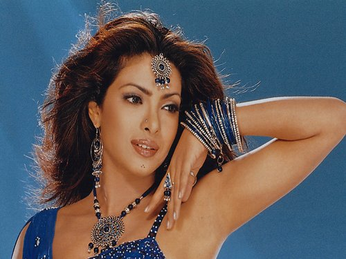 Priyanka super excited, totally nervous for 'Bajirao Mastani'