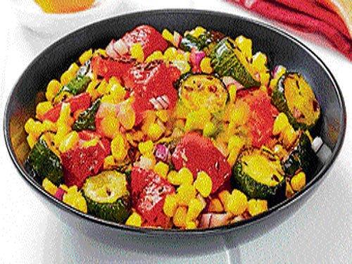 Enjoy the goodness of corn