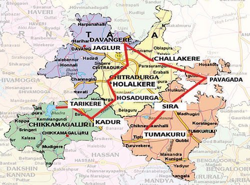 Revised project report for Upper Bhadra gets Cabinet approval