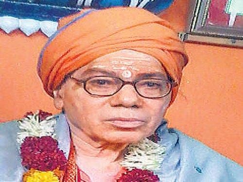 Shivananda Mutt seer succumbs to burns