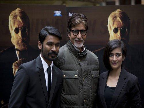 Bachchan justifies title of his upcoming movie 'Shamitabh'