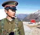 China grabs India's land