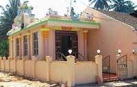 Century-old Eshwara Temple renovated