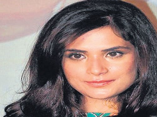 Richa Chadha turns Persian Empress for Reynu Taandon's show