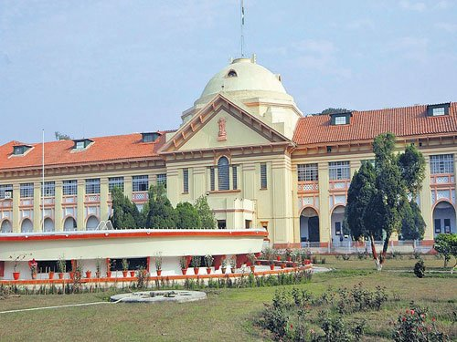 Some little-known facts about Patna High Court