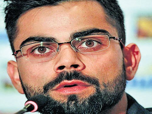 Exciting time for me, says Kohli