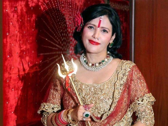 New complaint lodged against 'godwoman' Radhe Maa