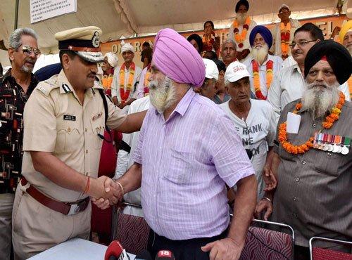 Delhi Police apologises to ex-servicemen for Aug 14 crackdown